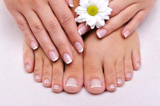 Soins pieds et mains